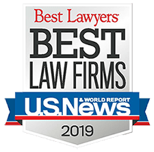 Best Law Firms U.S. News 2019